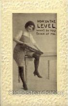 wom001071 - Woman Postcard Postcards
