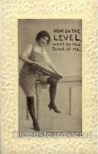 wom001071 - Woman Postcard Postcards