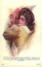 wom001089 - Secrets Woman Postcard Postcards