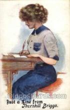 wom001092 - Woman Postcard Postcards