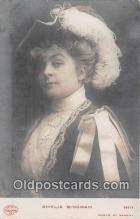 wom001130 - Amelia Bingham  Postcard Post Card