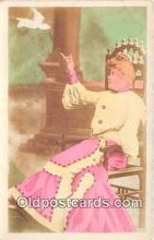 wom001146 - Lychnograviure Photographie Postcard Post Card