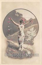 wom001201 - Postcard Post Card