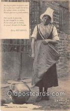 wom001292 - La Crucbe Renversee Henry Devannes Postcard Post Card