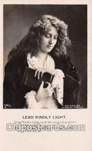 wom001310 - Lead Kindly Light Religion Postcard Post Card