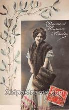 wom001347 - Bonne et Heureuse Annee  Postcard Post Card