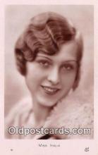 wom001354 - Miss Italia  Postcard Post Card