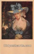 wom001367 - Isabella, Marchioness of Hertford By John Hoppner Postcard Post Card