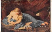 wom001391 - Pompeo Batoni  Postcard Post Card