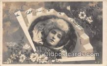 wom001426 - Laure Fleur  Postcard Post Card