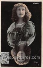 wom001549 - Mastio Reutlinger Postcard Post Card