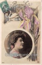 wom001555 - De Mendes Reutlinger Postcard Post Card