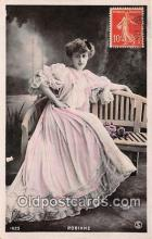 wom001557 - Robinne Reutlinger Postcard Post Card