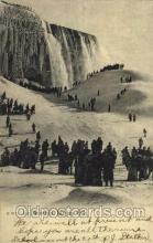 Ice Mountain, Niagara Falls