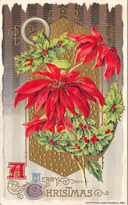 xms002729 - Christmas Day Postcard