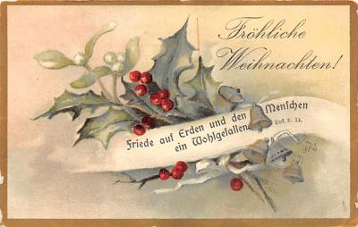 xms002927 - Christmas Day Postcard