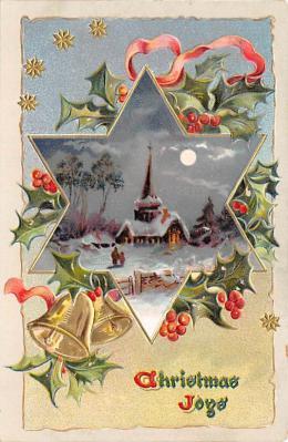 xms003103 - Christmas Post Card