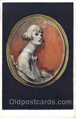 xrt004010 - L. Barribal, Artist Signed Postcard Postcards