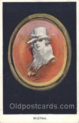 xrt004011 - L. Barribal, Artist Signed Postcard Postcards