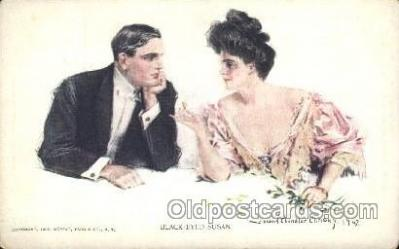 Artist Howard Chandler Christy, Postcard Post Cards