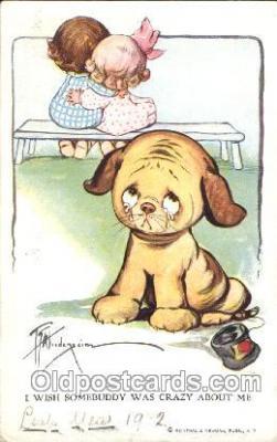 xrt014113 - Artist Signed Grace Wiederseim / Drayton Postcard Postcards