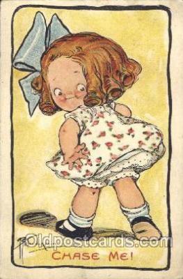 xrt014120 - Artist Signed Grace Wiederseim / Drayton Postcard Postcards