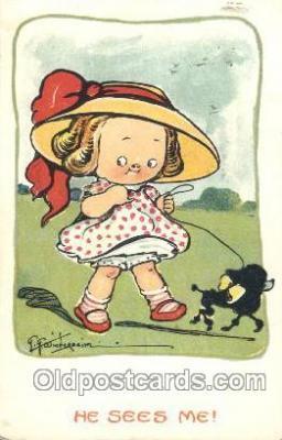 xrt014138 - Artist Signed Grace Wiederseim / Drayton Postcard Postcards