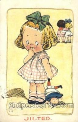 xrt014162 - Artist Signed Grace Wiederseim / Drayton Postcard Postcards