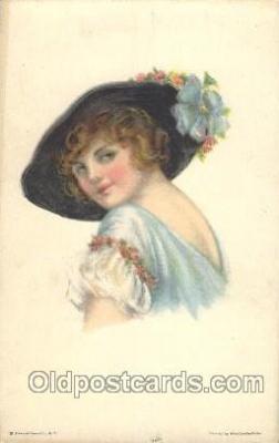 xrt018003 - Alice Luella Fidler (USA) Artist Signed Postcard Postcards
