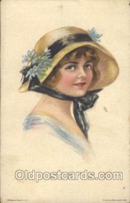xrt018048 - Alice Luella Fidler (USA) Artist Signed Postcard Postcards