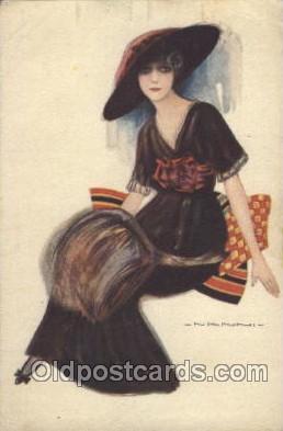 xrt047038 - Artist Signed Giovanni Nanni (Italy) Postcard Postcards