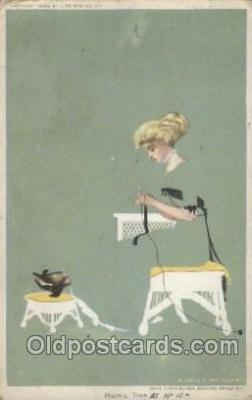 Artist Coles Phillips, Postcard Post Card