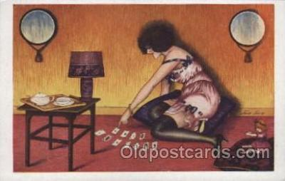 Artist Xavier Sager, Postcard Post Card