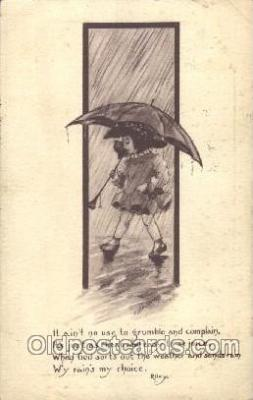 xrt071108 - Artist Signed Cobb Shinn, Postcard Postcards
