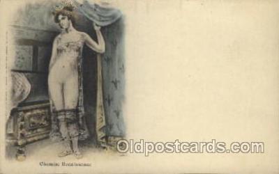 xrt073005 - Artist Signed A. Silvestre, Postcard Postcards