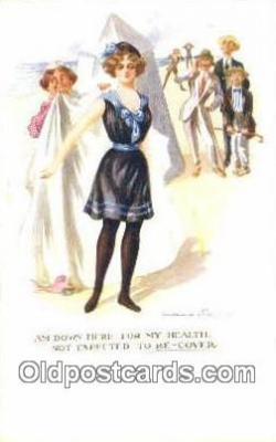 xrt075013 - Artist Spurgin, Fred Postcard Post Card, Old Vintage Antique