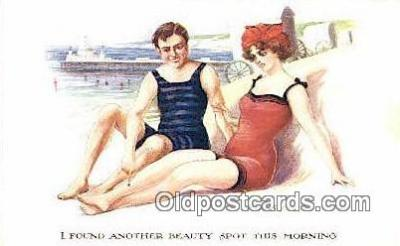 xrt075016 - Artist Spurgin, Fred Postcard Post Card, Old Vintage Antique