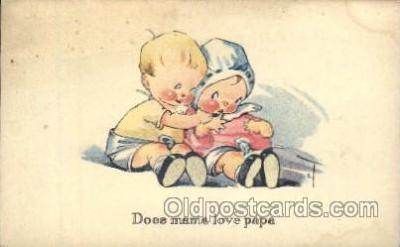 xrt095197 - Artist Signed Twelvetrees, Postcard Postcards
