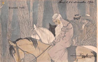 xrt096113 - Artist Raphael Kirchner Old Vintage Postcard