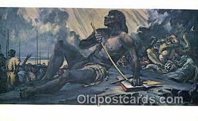 xrt100123 - From Savage to Citizen Art Postcards Post Cards Old Vintage Antique