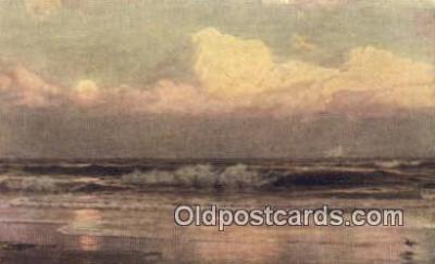 William Trost Richards Art Postcards Post Card