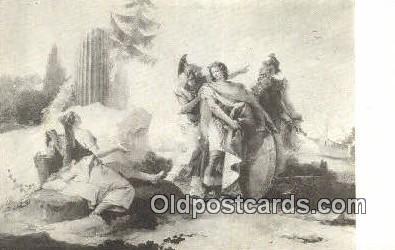 Gianbattista Tiepolo, Venetian Art Postcards Post Card