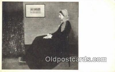 James A McNeill Whistler Art Postcards Post Card
