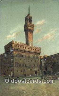 Firenze Art Postcards Post Card