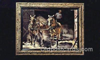 Artist Hollis Howard Art Postcards Post Card