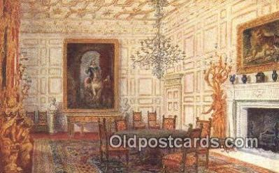 Great Dining Room Warwick Art Postcards Post Card