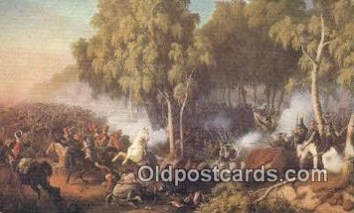 Guesse - Battle near Krasnoe Art Postcards Post Card
