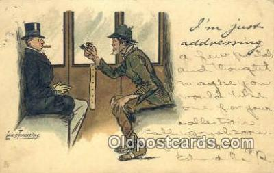 Series 643 Artist Thackery, Lance Postcards Post Card