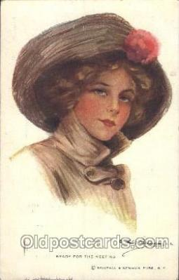 Artist Philip Boileau,  Postcard Post Card
