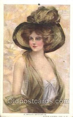 Artist Boileau, Philip, Postcard Post Card